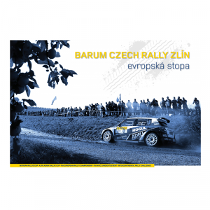 Barum Czech Rally Zlin - european path